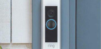 Ring Doorbell Flashing White Or Blue